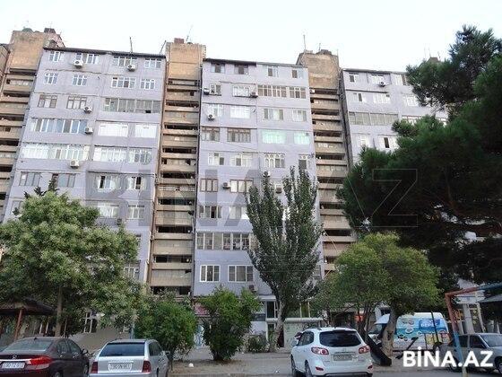 4 otaqlı köhnə tikili - Ayna Sultanova heykəli  - 145.4 m² (1)