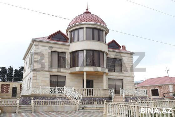 6 otaqlı ev / villa - Abşeron r. - 600 m² (1)