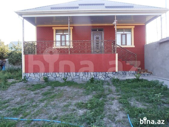 2 otaqlı ev / villa - Qəbələ - 120 m² (1)