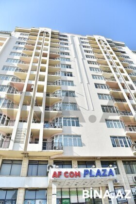 3 otaqlı yeni tikili - Bakı Slavyan Universiteti  - 170 m² (1)