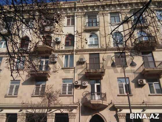 3 otaqlı köhnə tikili - İnşaatçılar m. - 86 m² (1)