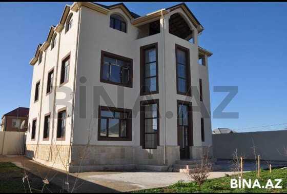 Bağ - Novxanı q. - 510 m² (1)