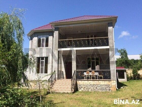 Bağ - Qəbələ - 1500 m² (1)