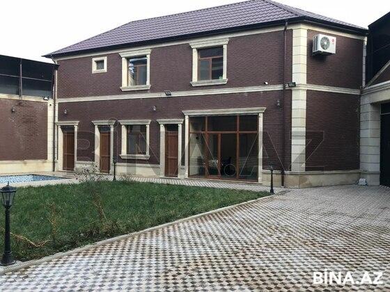 8 otaqlı ev / villa - Şah İsmayıl Xətai m. - 500 m² (1)