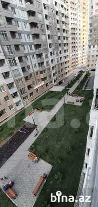 2 otaqlı yeni tikili - 20 Yanvar m. - 55 m² (1)