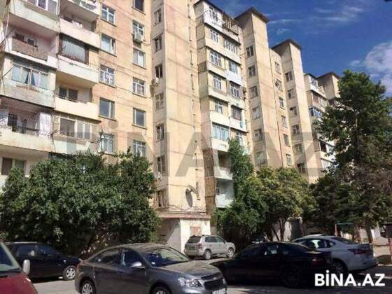 4 otaqlı köhnə tikili - Əhmədli q. - 90 m² (1)