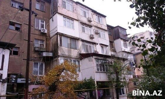 2 otaqlı köhnə tikili - Gənclik m. - 45 m² (1)
