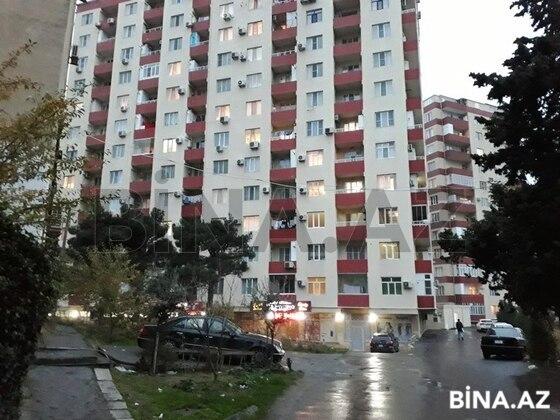 3 otaqlı yeni tikili - Həzi Aslanov m. - 70 m² (1)