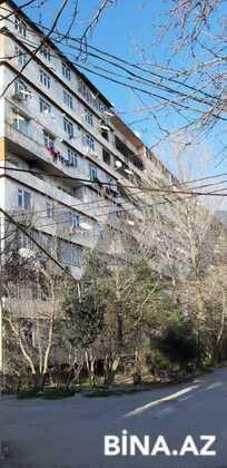2 otaqlı köhnə tikili - Gənclik m. - 53.2 m² (1)