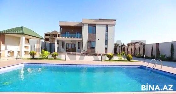 Bağ - Şüvəlan q. - 400 m² (1)