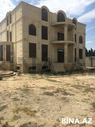 Bağ - Xəzər r. - 850 m² (1)