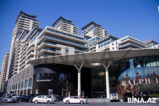 3 otaqlı yeni tikili - Port Baku  - 155 m² (1)