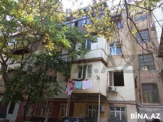 1 otaqlı köhnə tikili - Nəsimi r. - 42 m² (1)