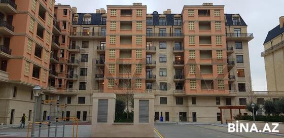 3 otaqlı yeni tikili - Xətai r. - 120 m² (1)