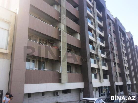 3 otaqlı köhnə tikili - Yasamal r. - 85 m² (1)