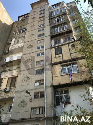 4 otaqlı köhnə tikili - Neftçilər m. - 110 m² (1)