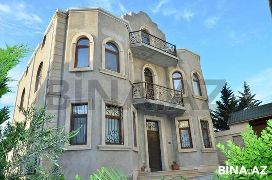 8 otaqlı ev / villa - Xalqlar Dostluğu m. - 360 m² (1)