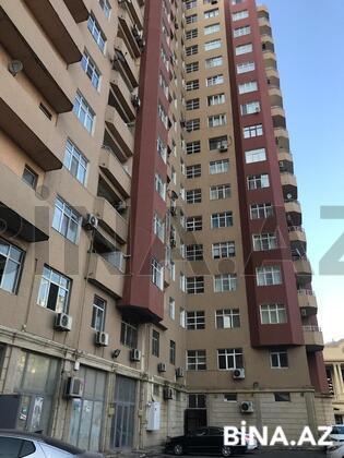 3 otaqlı yeni tikili - Şah İsmayıl Xətai m. - 153 m² (1)