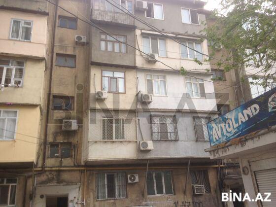 3 otaqlı köhnə tikili - Nəriman Nərimanov m. - 90 m² (1)