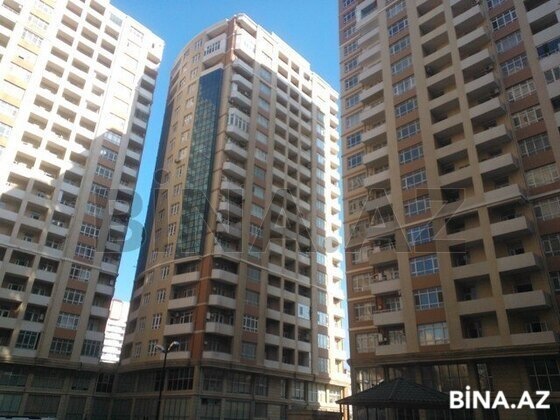 3 otaqlı yeni tikili - Şah İsmayıl Xətai m. - 94 m² (1)