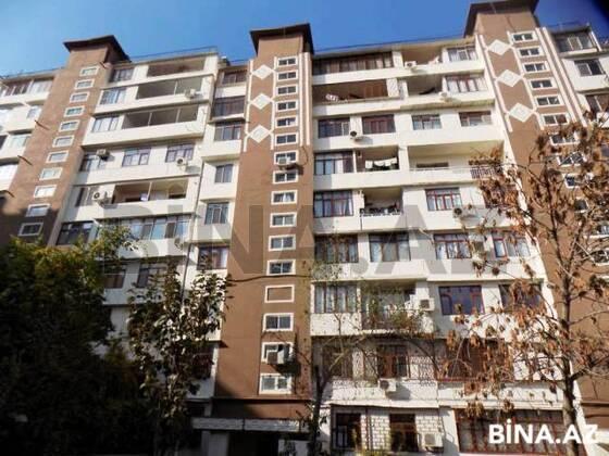 3 otaqlı köhnə tikili - Nəsimi r. - 90 m² (1)