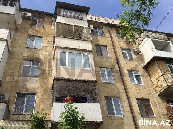 1 otaqlı köhnə tikili - Nəriman Nərimanov m. - 32 m² (1)
