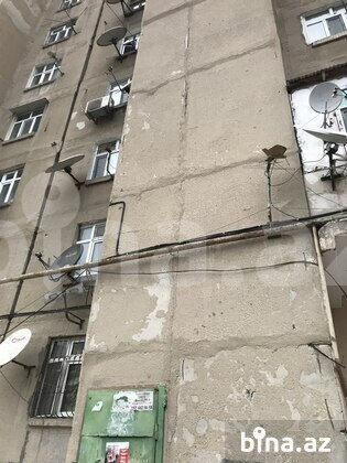 2 otaqlı köhnə tikili - Biləcəri q. - 50 m² (1)