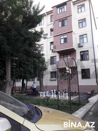 3 otaqlı köhnə tikili - Memar Əcəmi m. - 62 m² (1)