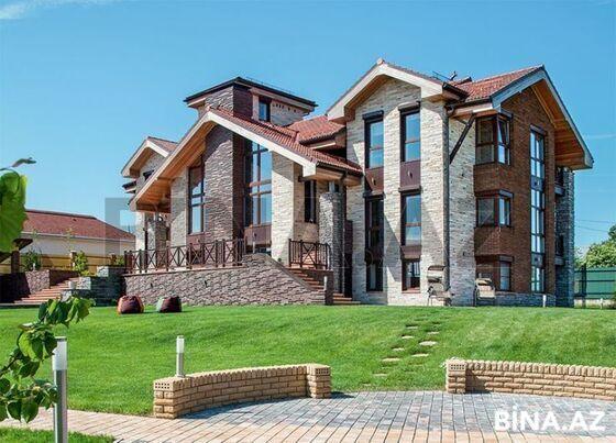 8 otaqlı ev / villa - Şıxov q. - 1500 m² (1)