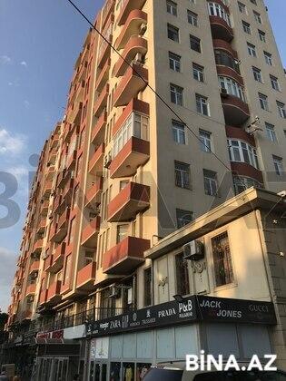 3 otaqlı yeni tikili - M.Ə.Rəsulzadə q. - 105 m² (1)