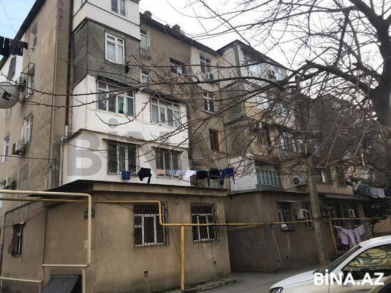 2 otaqlı köhnə tikili - Bakmil m. - 60 m² (1)