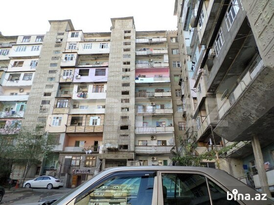 3 otaqlı köhnə tikili - M.Ə.Rəsulzadə q. - 80 m² (1)