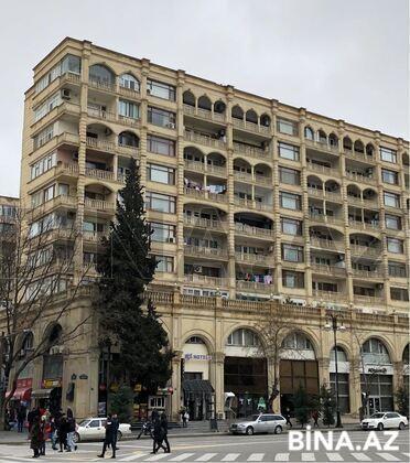 4 otaqlı köhnə tikili - Sahil m. - 110 m² (1)