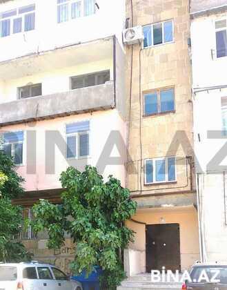 3 otaqlı köhnə tikili - Biləcəri q. - 58 m² (1)