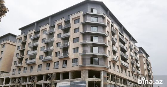 3 otaqlı yeni tikili - Xətai r. - 125 m² (1)