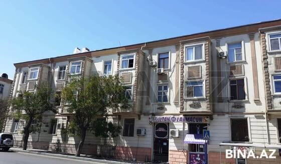 3 otaqlı köhnə tikili - Biləcəri q. - 82 m² (1)
