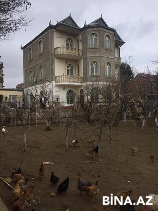 8 otaqlı ev / villa - Biləcəri q. - 400 m² (1)