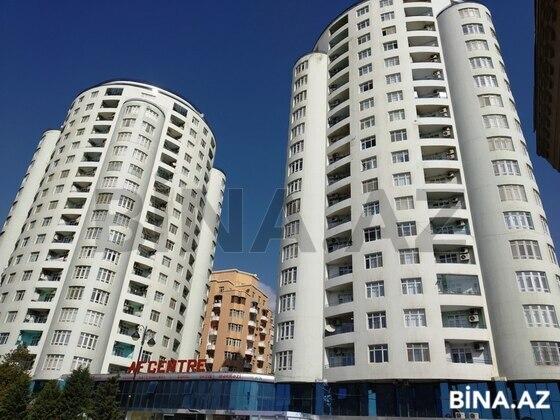 4 otaqlı yeni tikili - Nəsimi r. - 210 m² (1)