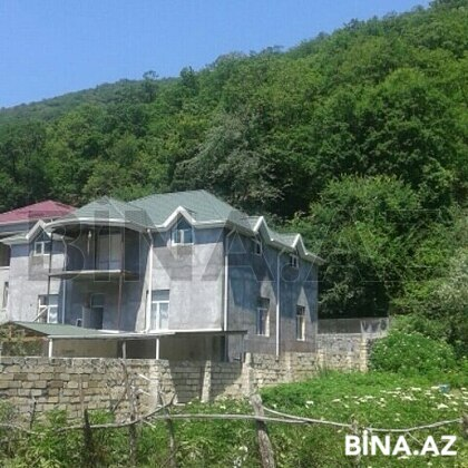 4 otaqlı ev / villa - Qax - 120 m² (1)