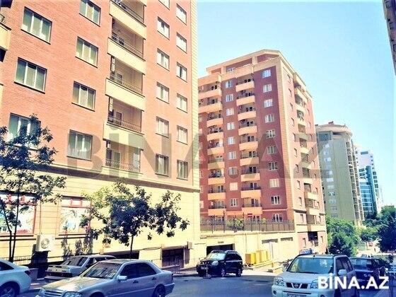 4 otaqlı yeni tikili - Rusiya səfirliyi  - 280 m² (1)