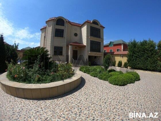 7 otaqlı ev / villa - Mərdəkan q. - 600 m² (1)