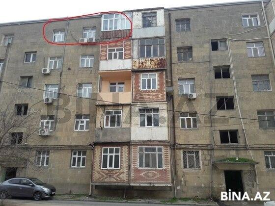 5 otaqlı köhnə tikili - Binə q. - 103 m² (1)