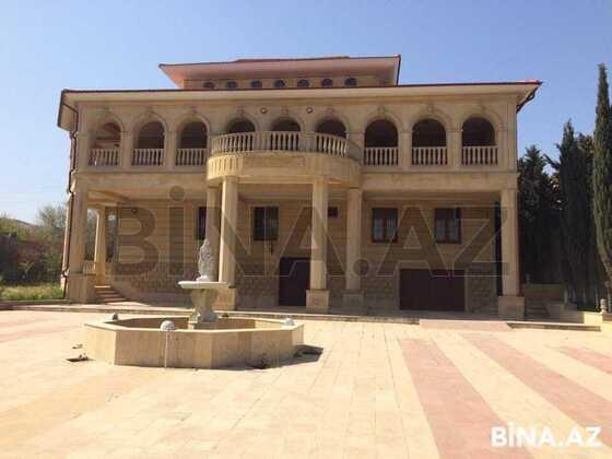 17 otaqlı ev / villa - Novxanı q. - 1000 m² (1)