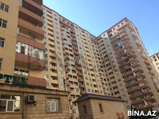 3 otaqlı yeni tikili - Yeni Yasamal q. - 130 m² (1)