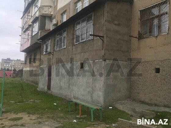 4 otaqlı köhnə tikili - Yeni Günəşli q. - 75 m² (1)