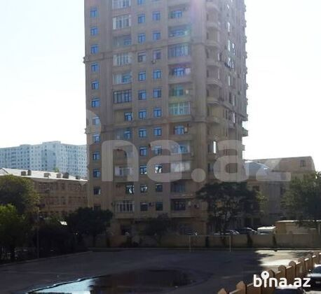 4 otaqlı yeni tikili - Nəriman Nərimanov m. - 141 m² (1)