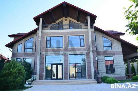 5 otaqlı ev / villa - Şağan q. - 400 m² (1)