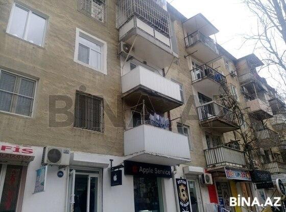 1 otaqlı köhnə tikili - Yasamal q. - 33 m² (1)