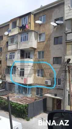 3 otaqlı köhnə tikili - Avtovağzal m. - 75 m² (1)