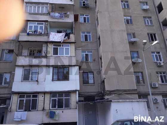 3 otaqlı köhnə tikili - Yeni Günəşli q. - 75 m² (1)